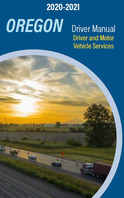Pic of cover of current drivers manual