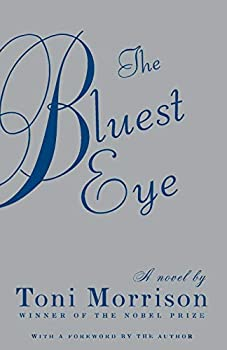 Pic of Bluest Eye book cover