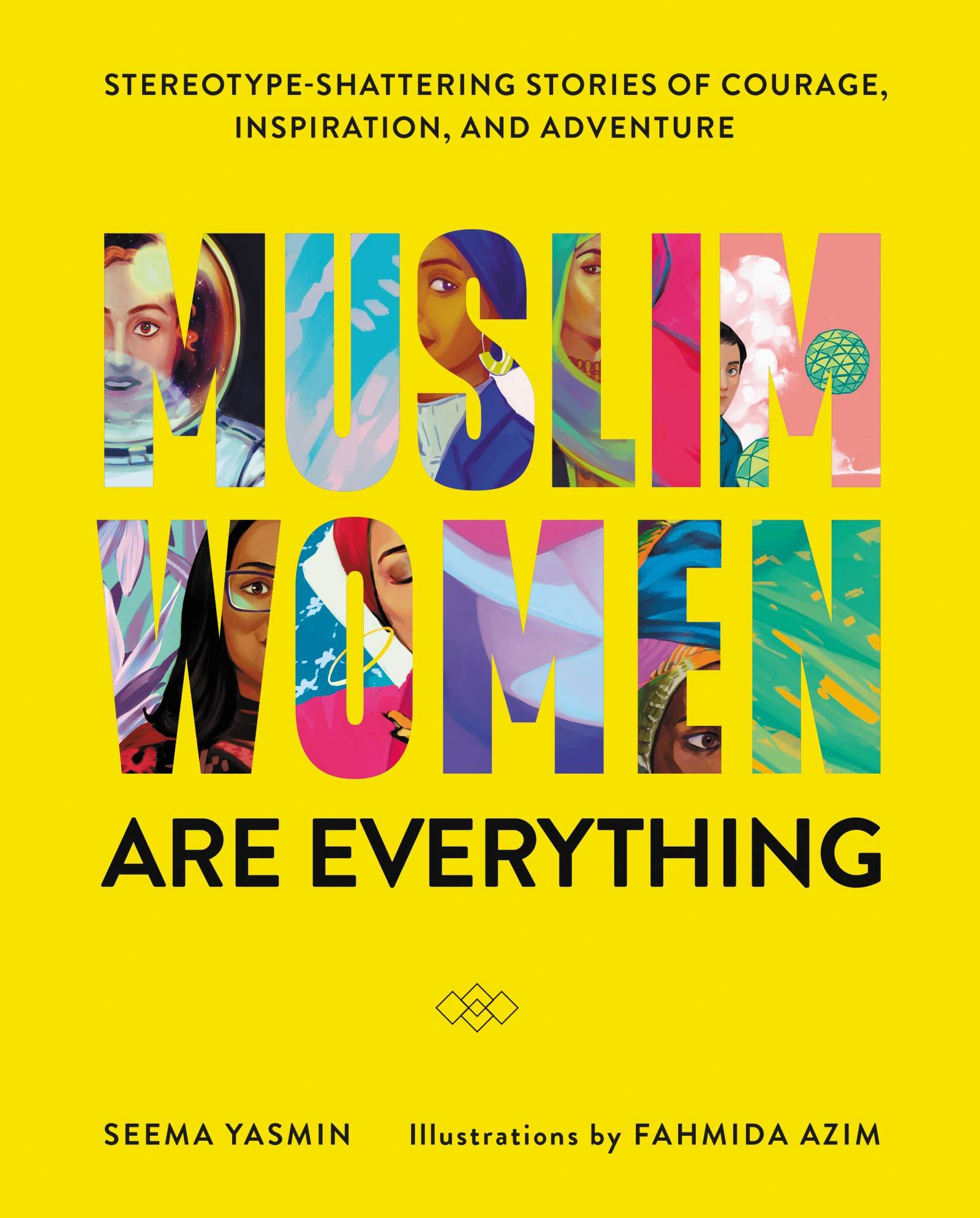 Pic of Muslim Women book cover