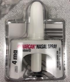 Pic of Narcan nasal spray