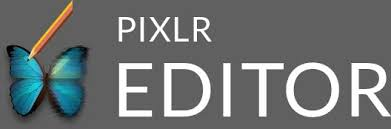 Pixlr editor image/logo