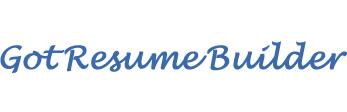 GotResumeBuilder