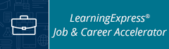 EBSCO LearningExpress Job & Career Accelerator