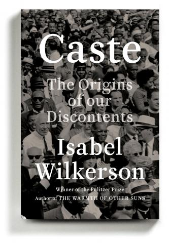 book cover of Caste by Wilkerson