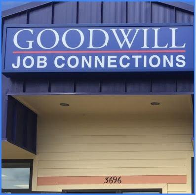 Pic of front of Job Connections building