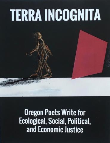 Front cover of anthology, Terra Incognita