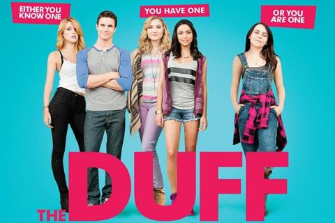 DUFF movie front image