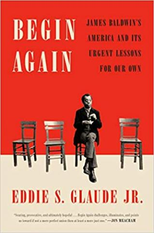 Book cover of begin Again by Glaude