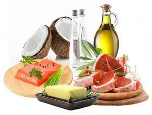 Pic of ketogenic foods
