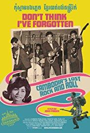 Cover of Don't Think I've Forgotten