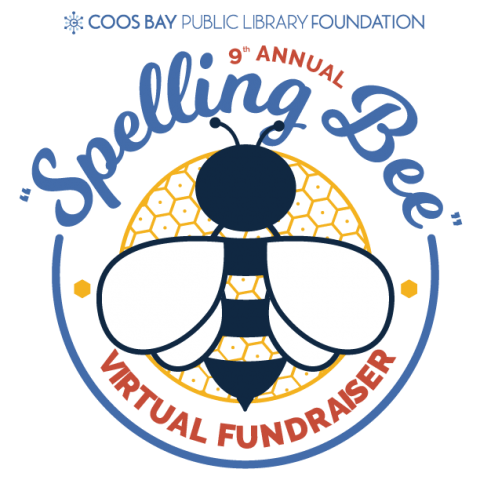 Coos Bay Public Library Foundation 9th Annual Spelling Bee Virtual Fundraiser